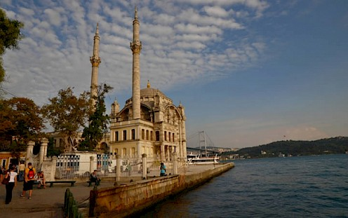 Crossing the Continents – Bosphorus Tour